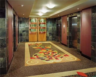 Embassy Suites Elevators